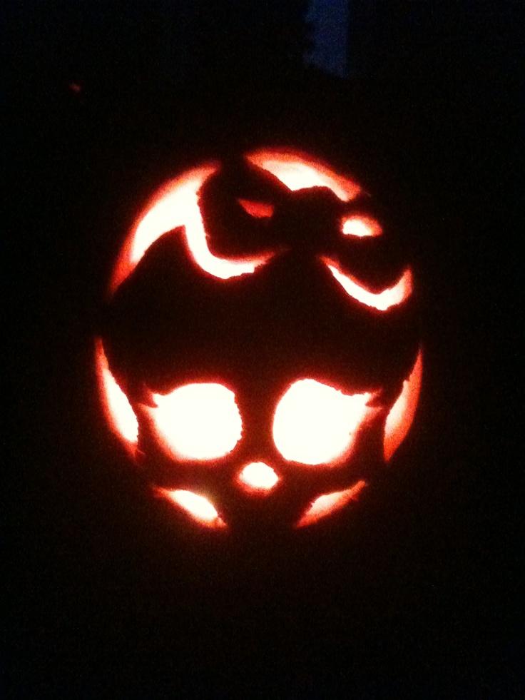Monster high pumpkin halloween favorite holiday pinterest