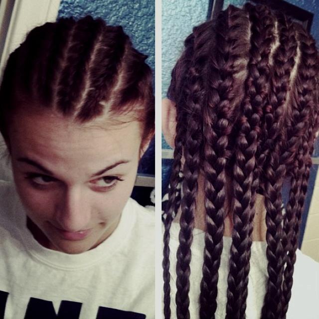 Cornrows! | Hairstyles | Pinterest