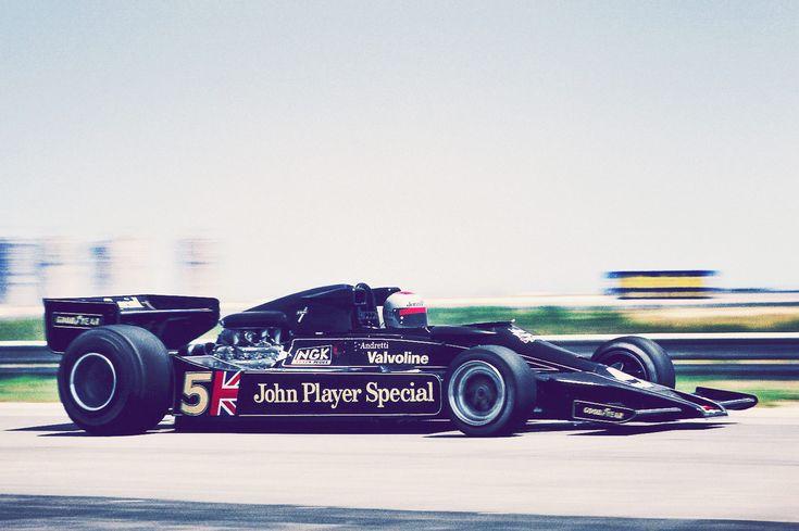 Lotus esprit v8 john player special by cam shaft john player special