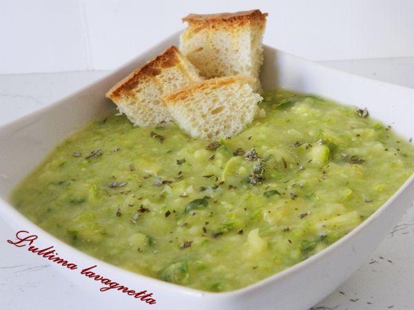 Passato di zucchine - ricetta veloce