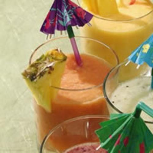 Berry-Banana Smoothie | Food | Pinterest