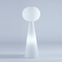 Lampes jardin Pivot Molly, lampadaire extérieur, Slide Design