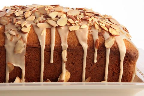 Amaretto Pound Cake | Cake | Pinterest