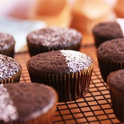 Simple Vegan Chocolate Cupcakes | Yums Yums | Pinterest