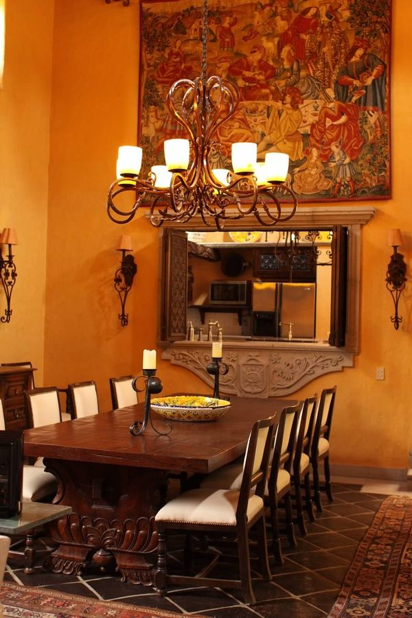 Beautiful modern mexican kitchen spanish style pinterest for Mexican style kitchen pictures