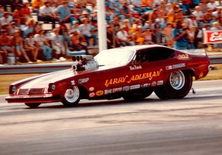 Funny Car Vintage Drag Racing Pinterest