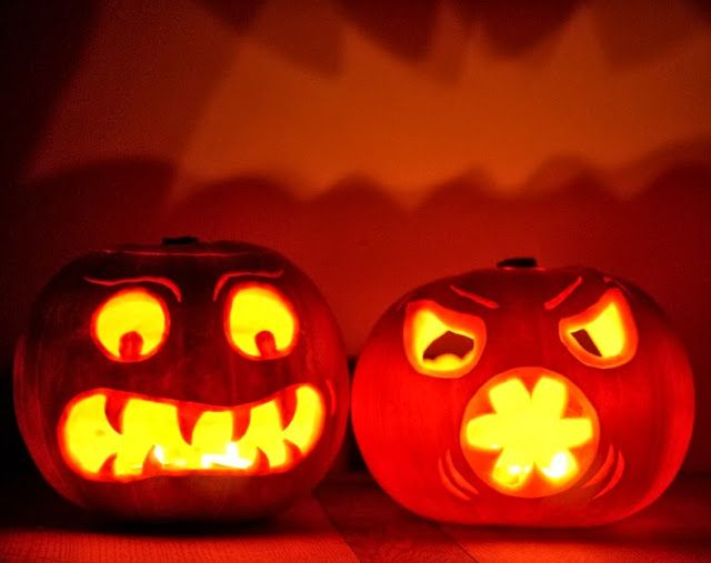 Cool Pumpkin Carving Ideas Holidays Pinterest