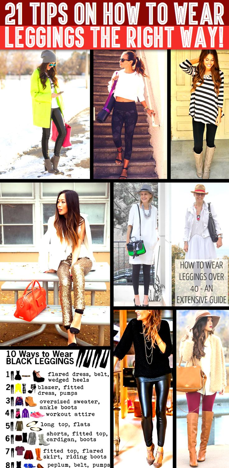 How to Wear Leggings Modestly  Modest Fashion Blogs
