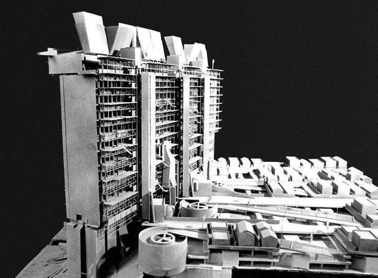California unit wes jones architecture models pinterest for Jones architecture