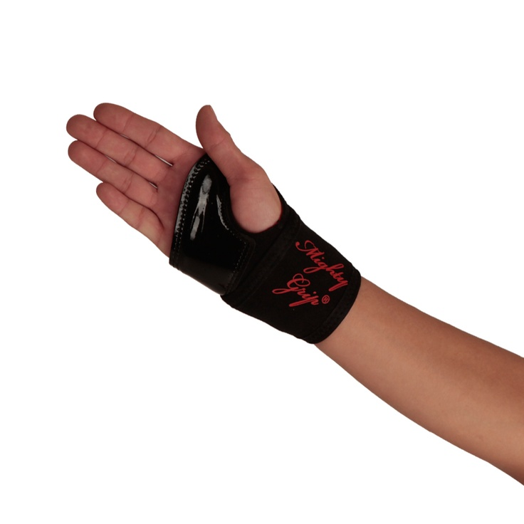 Pole Fitness. A combination wrist and thumb support with tack strips on the palm. Sold Individually. Please choose your hand below. $13.00 www.badkittyexoticwear.com
