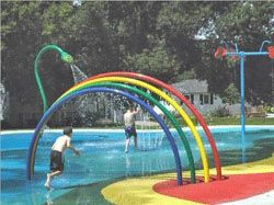Westwood Heights Water Playground - FREE