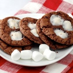 Mini Hot Cocoa Cookies | Recipes to Try | Pinterest