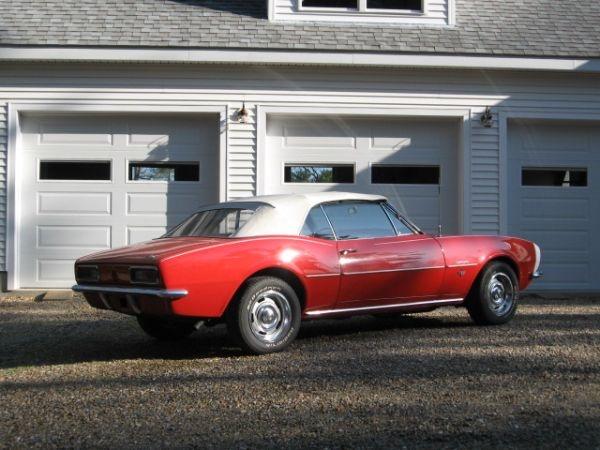 1967 Camaro Convertible Craigslist | Autos Weblog
