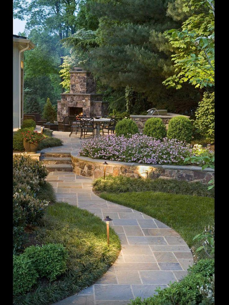 beautiful backyard ideas pinterest