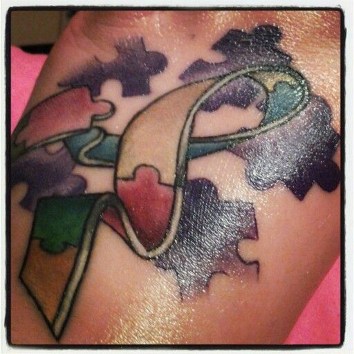 Pin by tracy shaffer on tats pinterest for Cerebral palsy tattoo