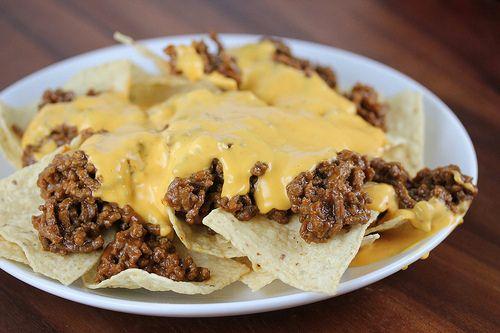 Sloppy Joe Nachos Recipe | Free Online Recipes | Free Recipes