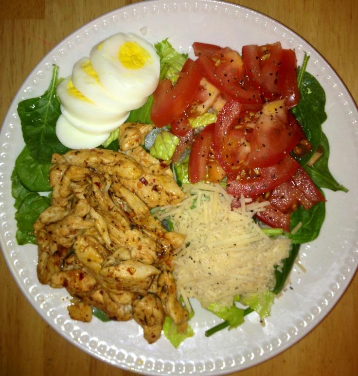 Cajun Chicken Salad | ~Food~ | Pinterest