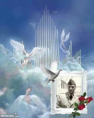 Elvis in Heaven.   Elv...