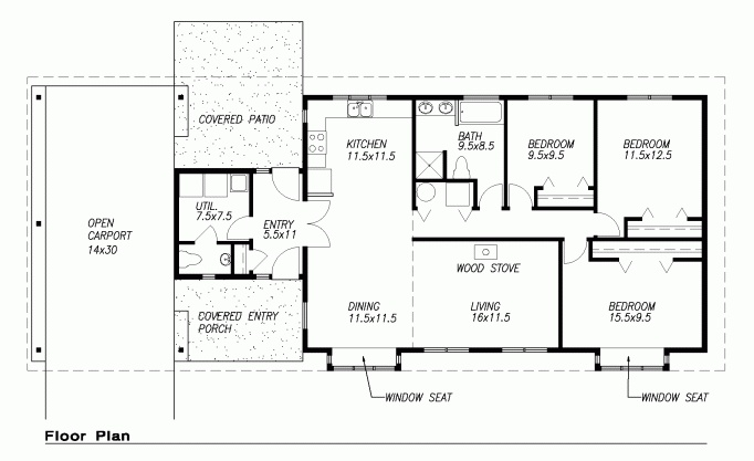 simple floor plan like the mudroom area house plans