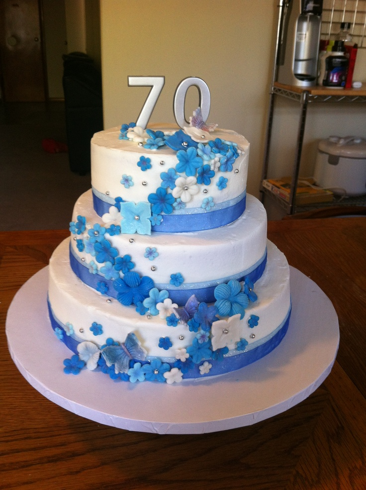 Pin 70th Birthday Cake Ideas For Men Picture To