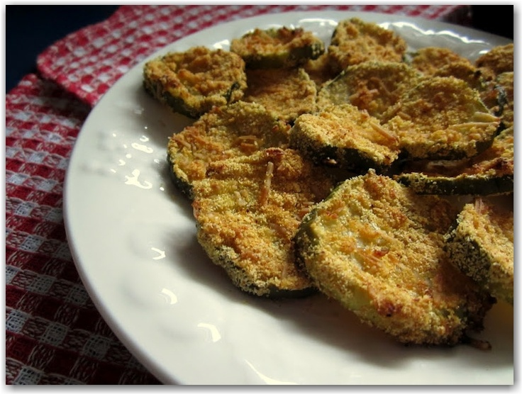 """Fried"""" Pickles by @agirlandhermutt 