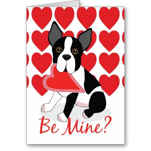 valentines day cards dogs
