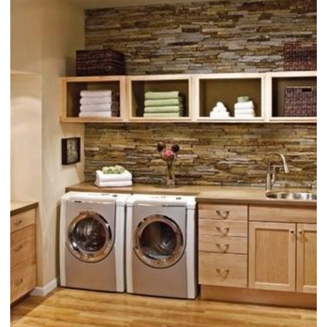 rustic laundry room home sweet home pinterest