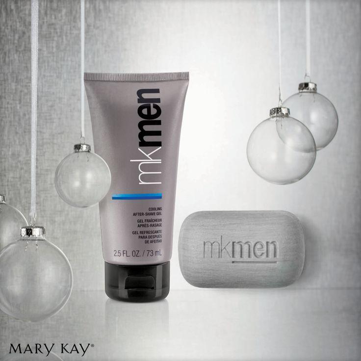 Presentes para eles também! É a linha masculina MKMen®.