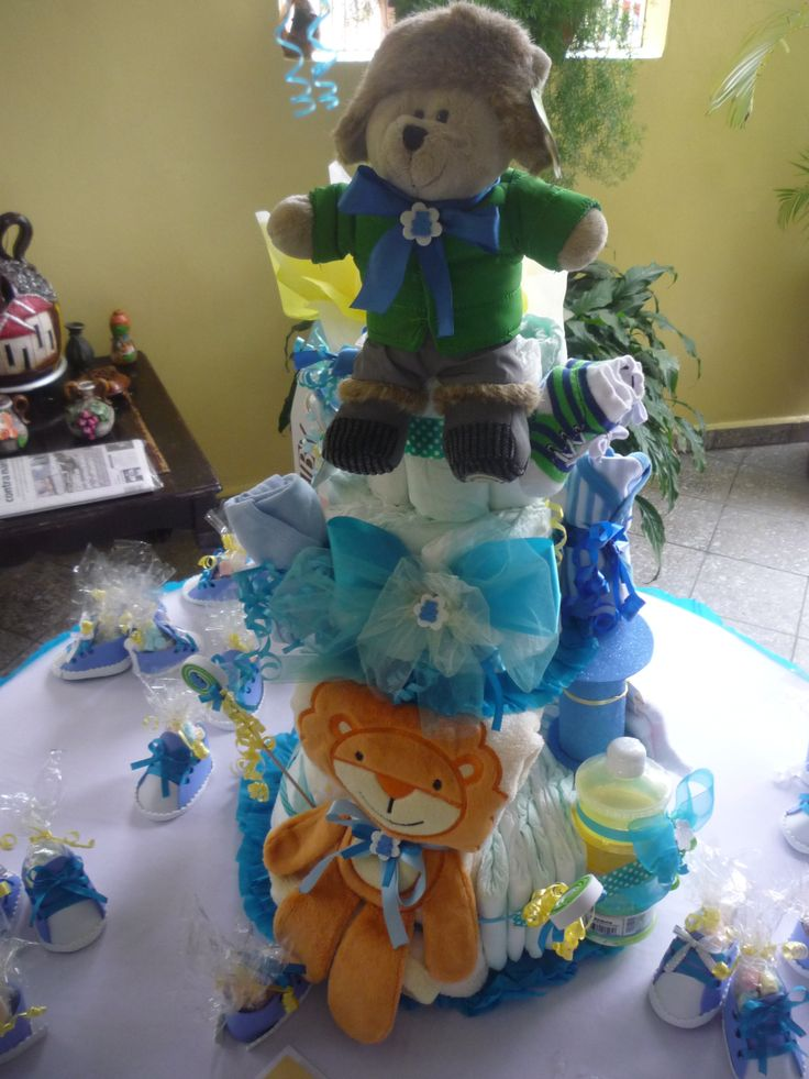 baby shower pastel de pa ales decoraci n para baby shower