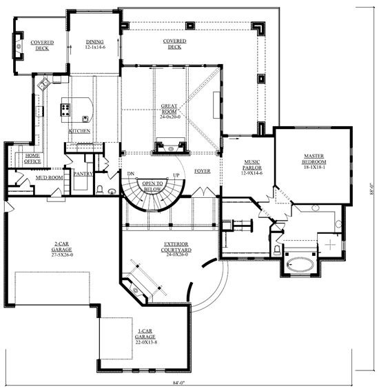 Little but very nice house floor plans pinterest Nice floor plans