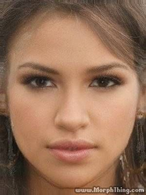 Cassie, Cheryl Cole, Naya Rivera, Ashlee Simpson, Almudena Fernandez ... Ashlee Simpson