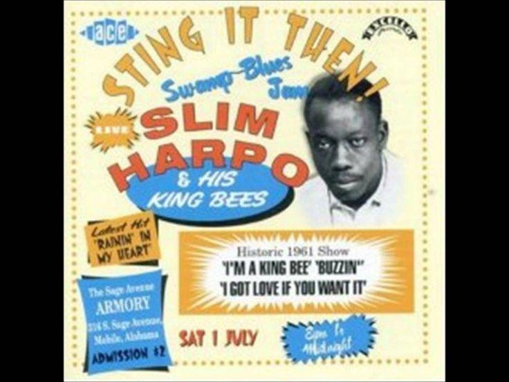 Slim Harpo Slim Harpo Knew The Blues