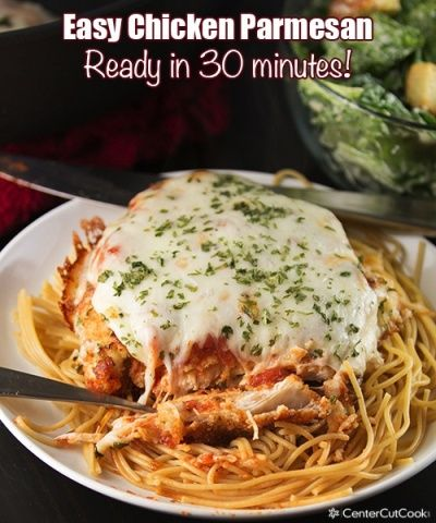 Easy Chicken Parmesan Recipe | Recipingo.com | Pinterest