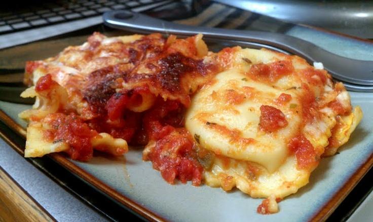 Baked Ravioli | Recipe