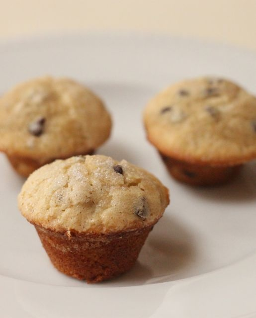 mini banana nut muffins | Sweets | Pinterest