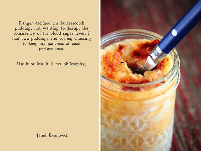 Arborio Rice Pudding by pastryaffair, via Flickr