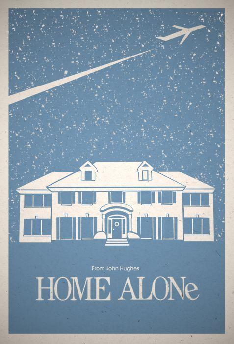 home alone minimalist movie poster poster minimalistas