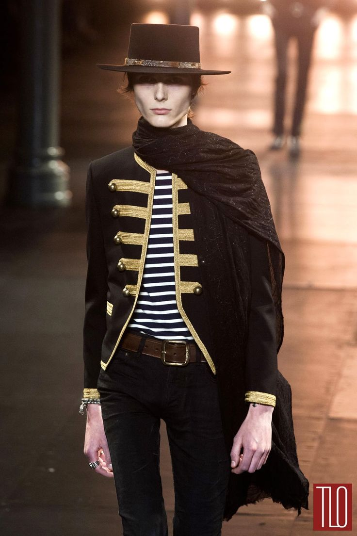 Androgynous fashion for men 2