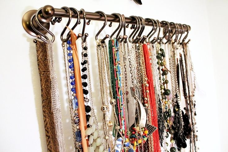 organize seus colares