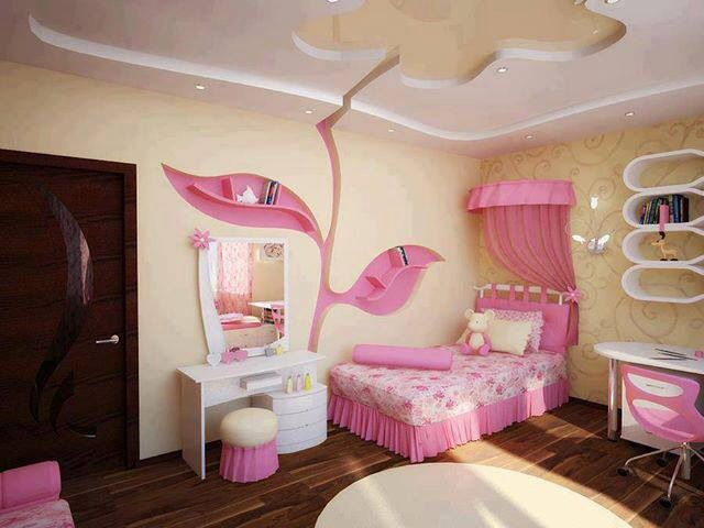 little girls room very pretty so girly spaces pinterest