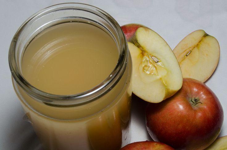 Comment faire votre propre vinaigre de cidre de pomme - Faire son vinaigre de cidre ...