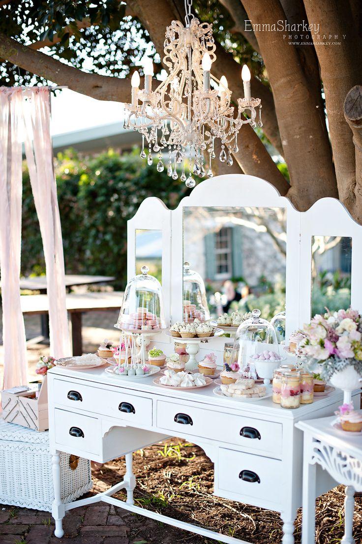 mesa dulce tocador