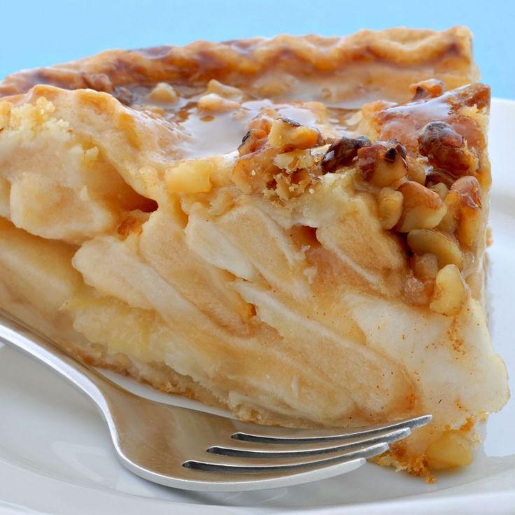Caramel Apple Pecan Pie Recipe | Food & Drink | Pinterest