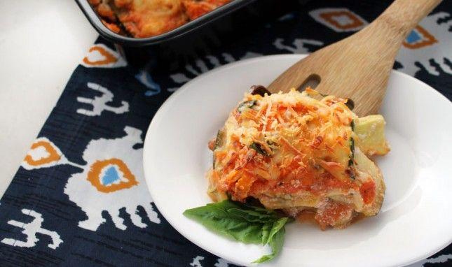 lasagna my mom s lasagna tex mex lasagna creamy noodle less zucchini ...