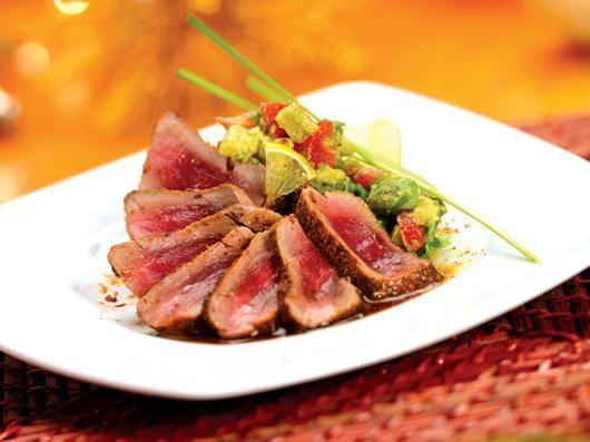 Seared Ahi Tuna Recipe | Foodland | For the Home | Pinterest
