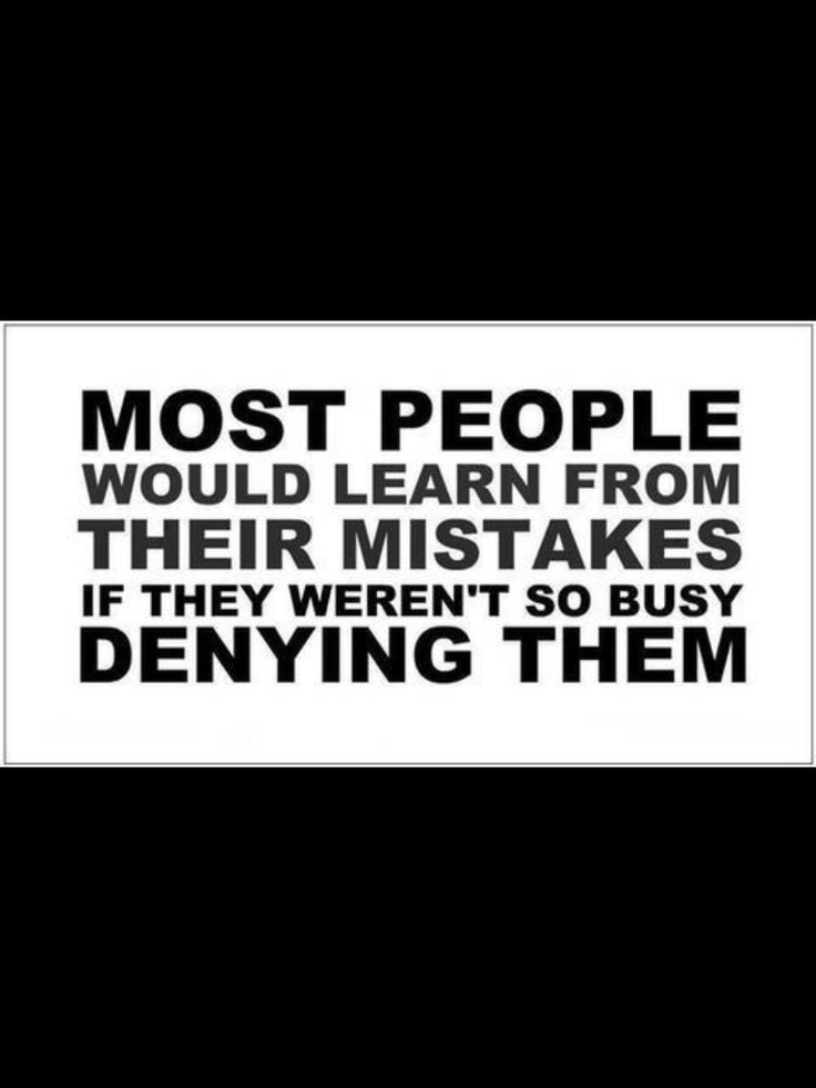 Quotes About Accountability And Mistakes QuotesGram