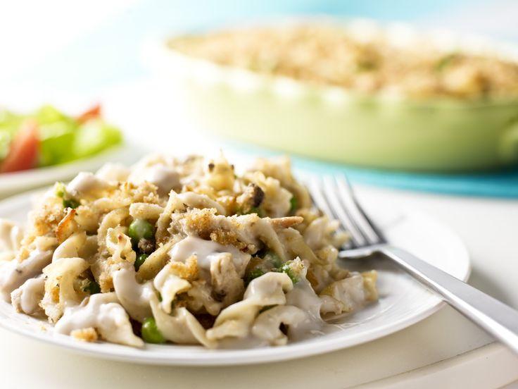 Tuna Noodle Casserole | Recipe