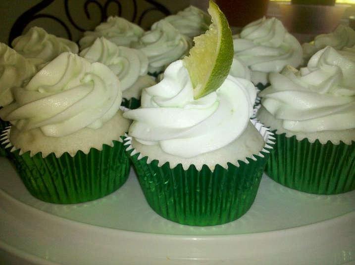 Margarita Cupcakes | CUPCAKE: drink recipes | Pinterest