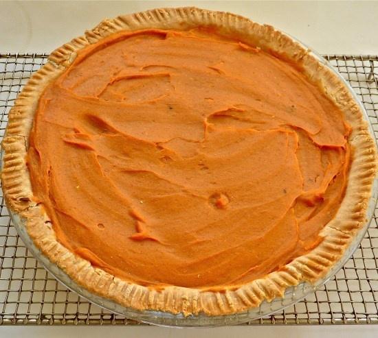 Vegan Sweet Potato Pie Recipe — Dishmaps