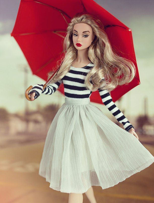 Шьём одежду для кукол барби своими руками
